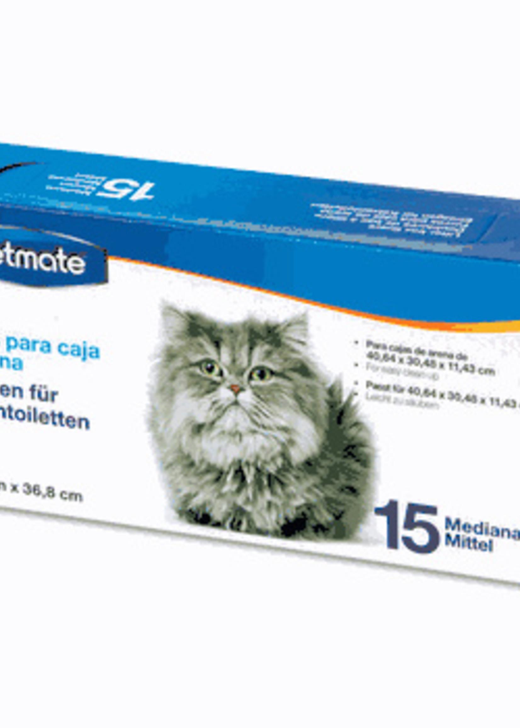 Petmate Petmate Litter Pan Liners Medium