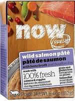 Petcurean Now! Cat Wild Salmon Pate  6.4 oz