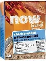 Petcurean Now! Cat Chicken Pate  6.4 oz