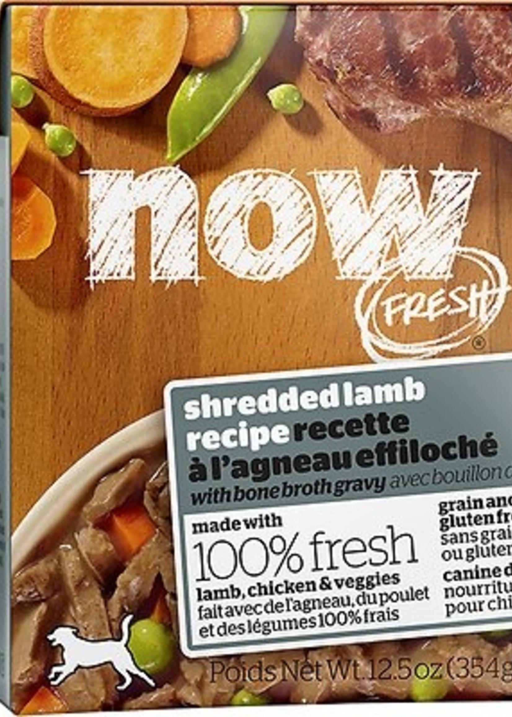 Petcurean Now! Shredded Lamb 12.5 oz