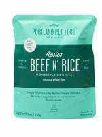 Portland Pet Portland Pet Rosie's Beef N' Rice Homestyle Meal 9 oz