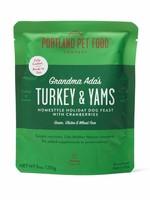 Portland Pet Portland Pet Grandma Ada's Turkey & Yams  9 oz