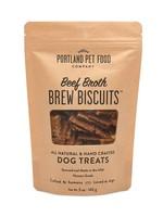 Portland Pet Food Company Portland Pet Beef Broth Brew Biscuits 5 oz