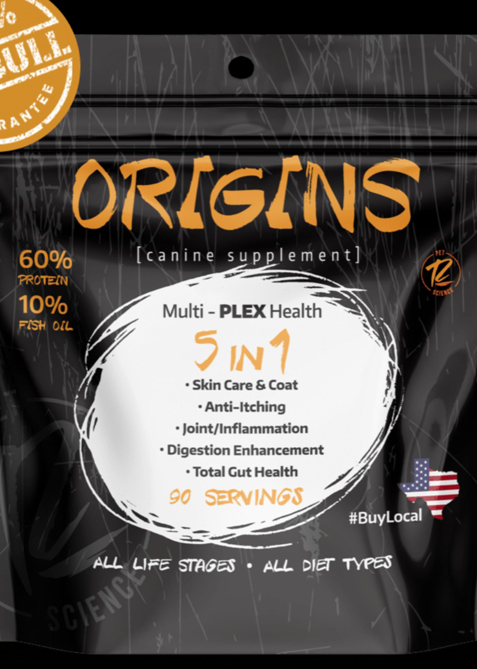 Rogue Pet Foods Rogue Origins 5 in 1 Complex 5 lbs