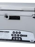 Pierce Arrow Cooler 75qt Gray