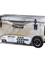 Pierce Arrow Cooler 70qt Desert Camo
