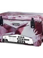 Pierce Arrow Cooler 45qt Maroon Camo