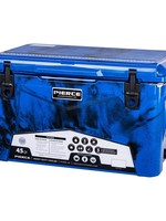 Pierce Arrow Cooler 45qt Blue/Black