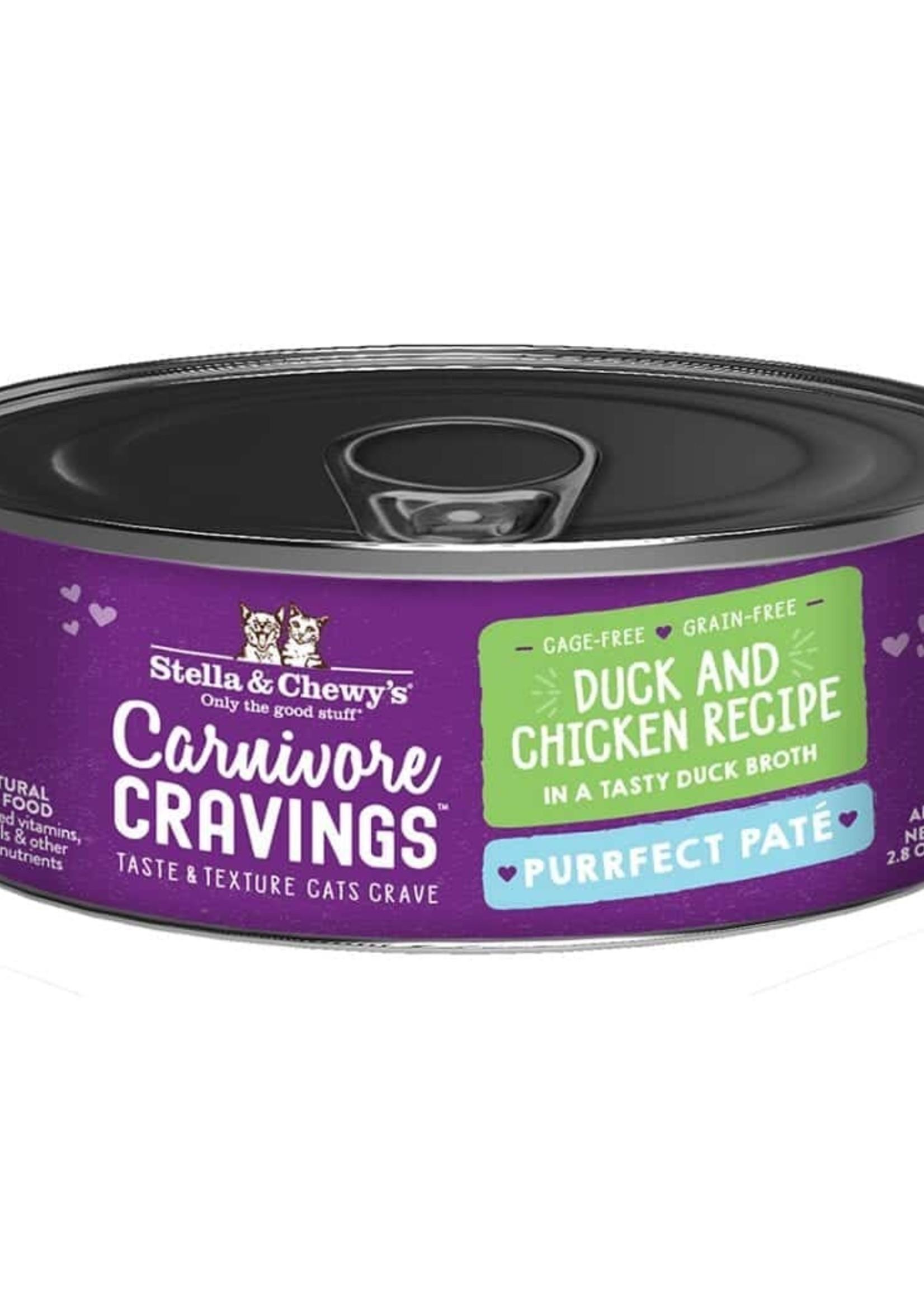 Stella & Chewy's Stella & Chewy's Pate Chicken & Duck 8/5.2 oz Case
