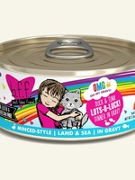 Weruva B.F.F. OMG  Lots-O-Luck! Duck & Tuna in Gravy 5.5oz