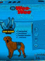 Wee Wee Wee Wee Disposable Dog Male Wrap Medium