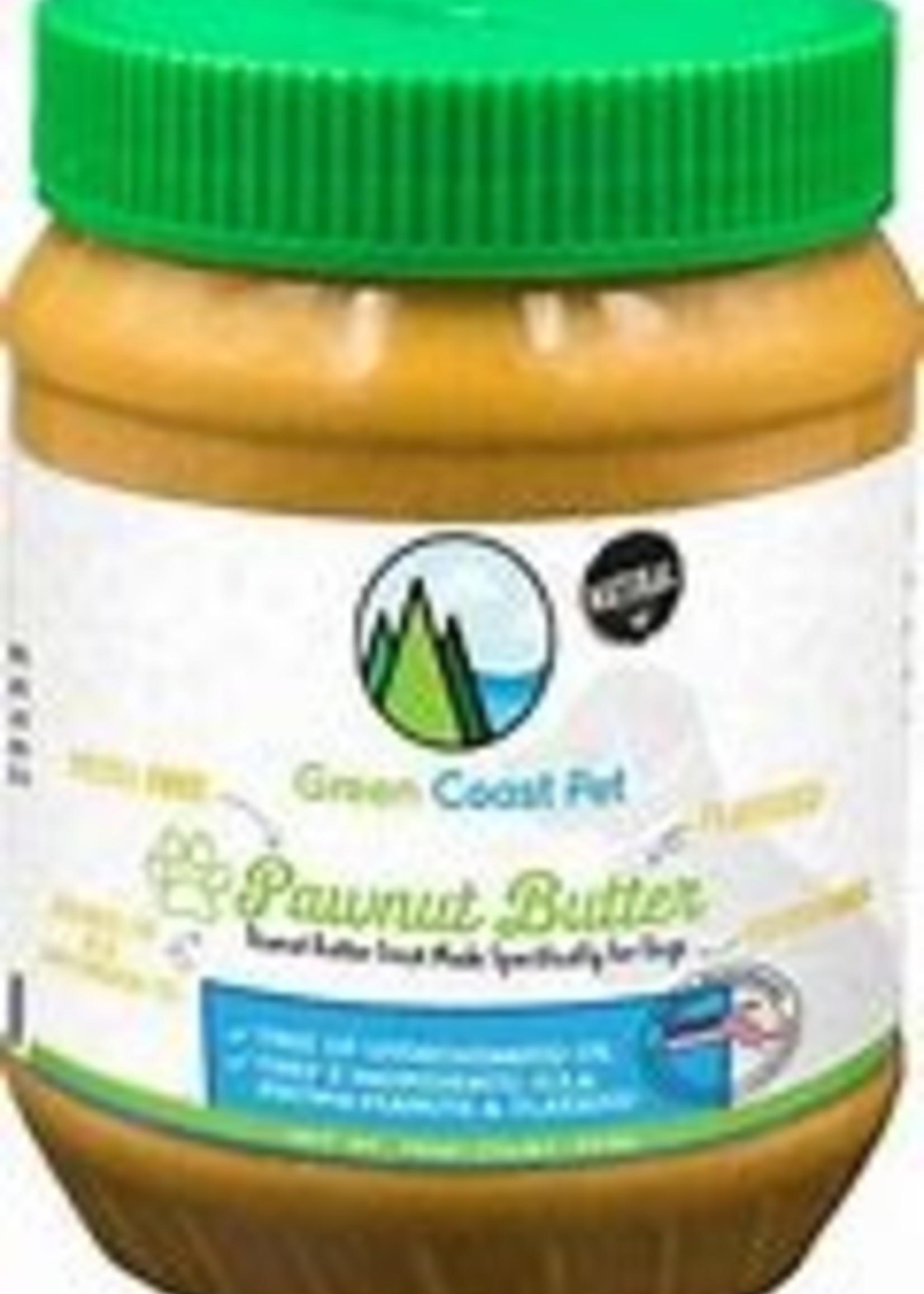 Green Coast Pet Green Coast Pet Hemp Pawnut Butter 16 oz