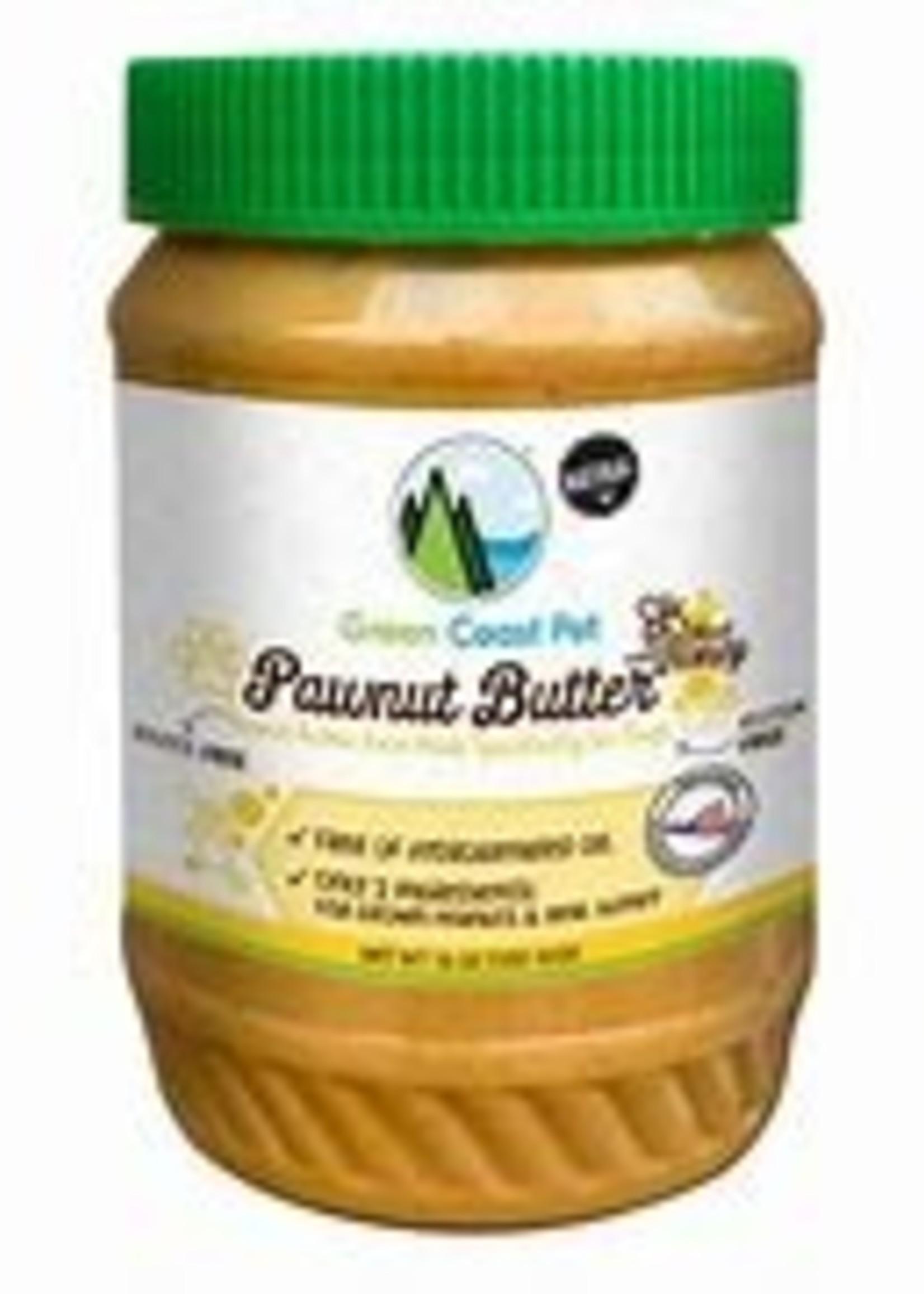Green Coast Pet Green Coast Pet Hemp Pawnut Butter w/ Honey