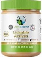 Green Coast Pet Green Coast Pet Hemp Hip & Joint  Lickable Actives 16 oz