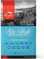 Acana Orijen Six Fish Dry Dog Food 25lb