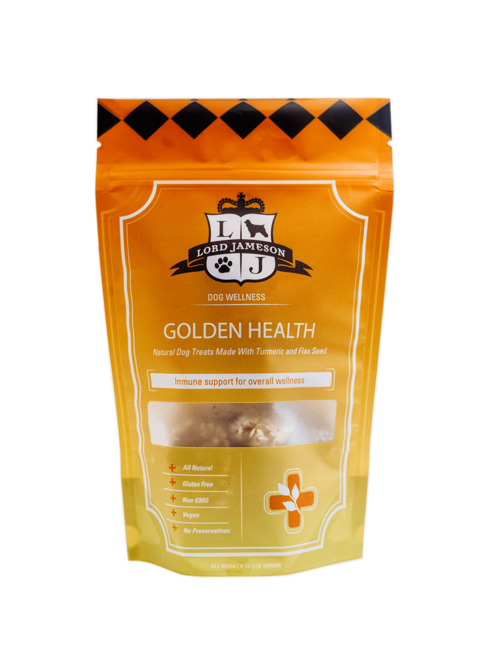 Lord Jameson Lord Jameson Golden Health 6 oz