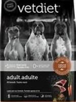 Vetdiet Vetdiet Dog Adult Lamb & Rice 6 lb