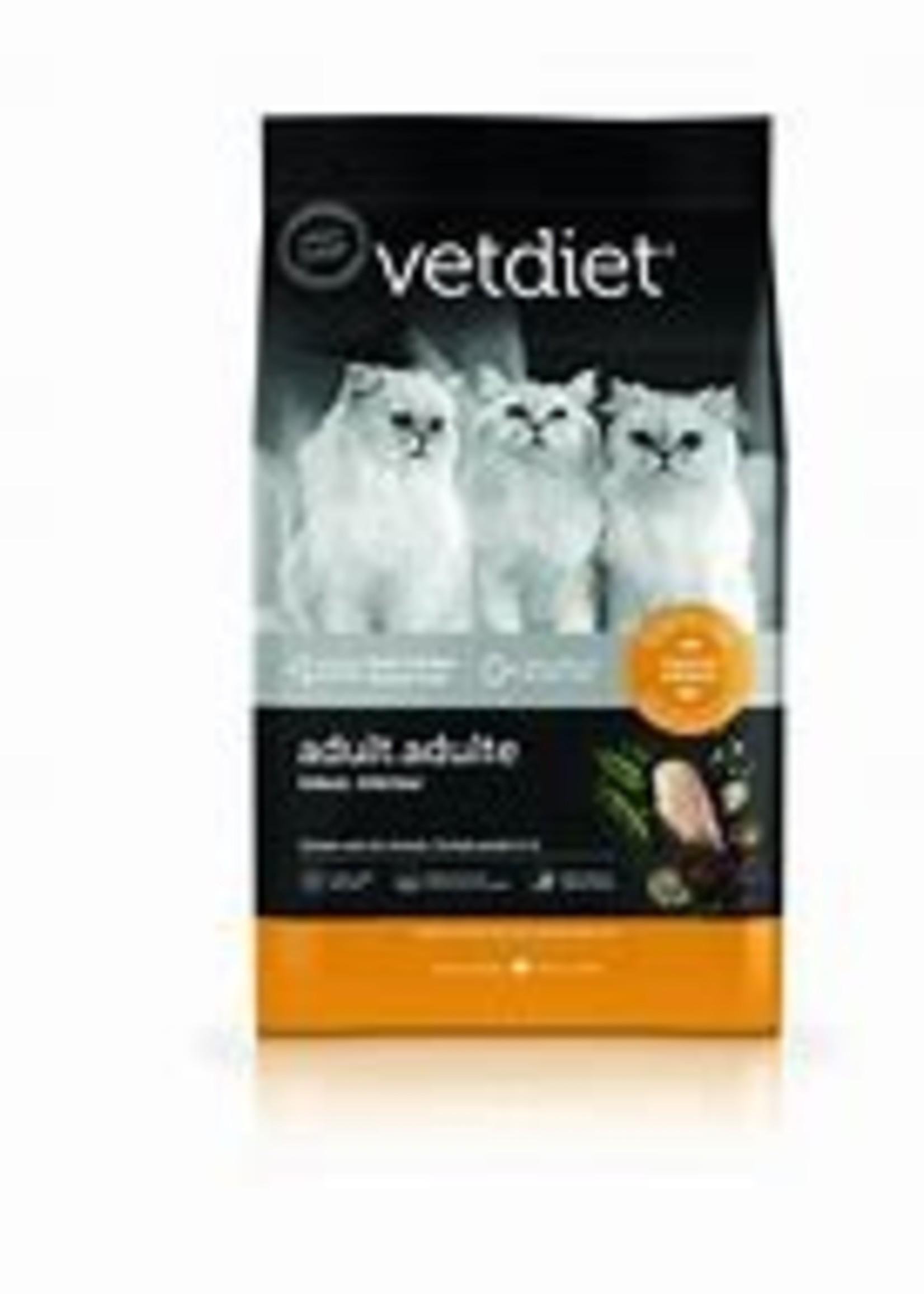 Vetdiet Vetdiet Cat Adult Weight 7 lbs