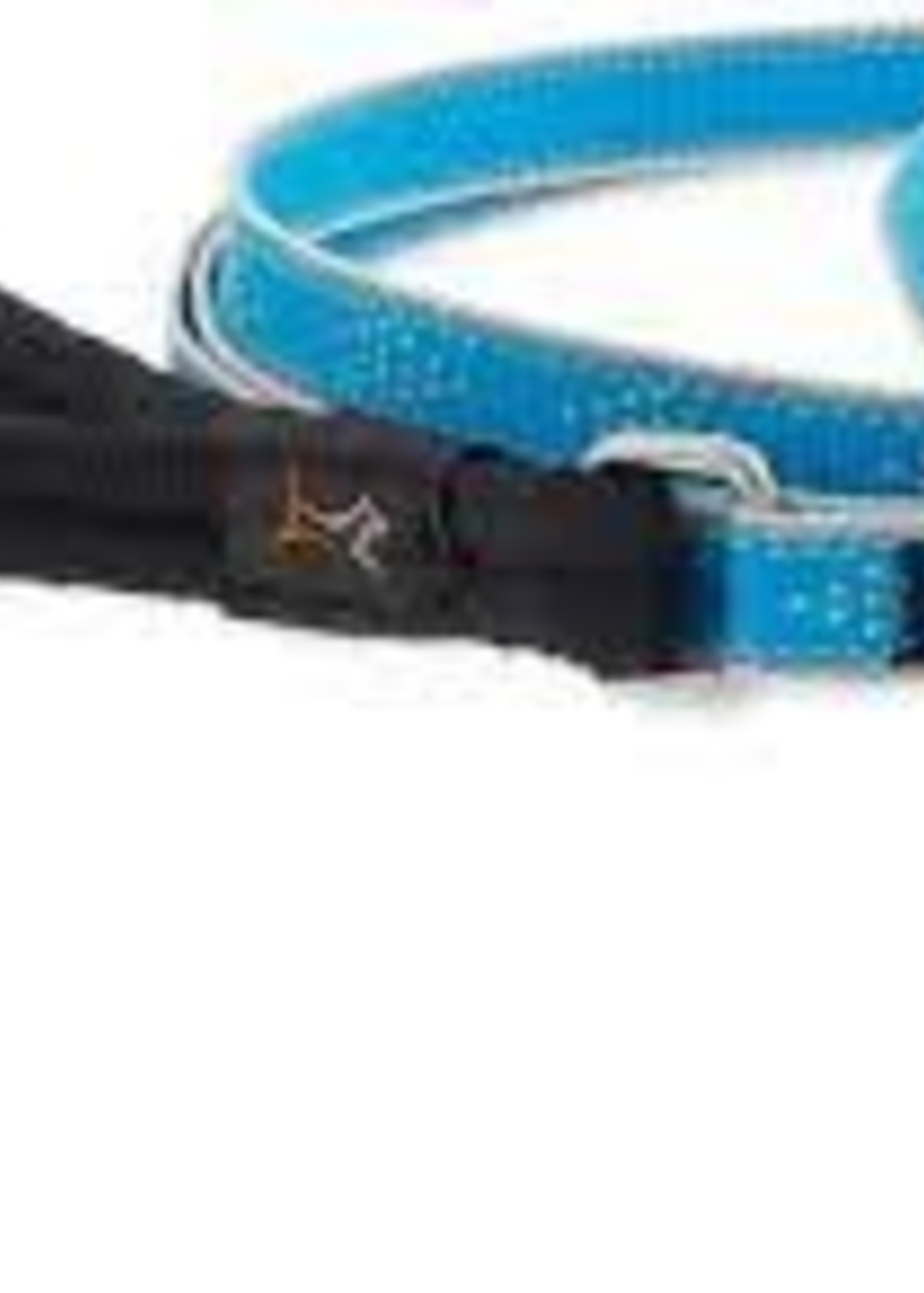 LupinePet Lupine 1/2in Blue Diamond Reflective 6ft Leash