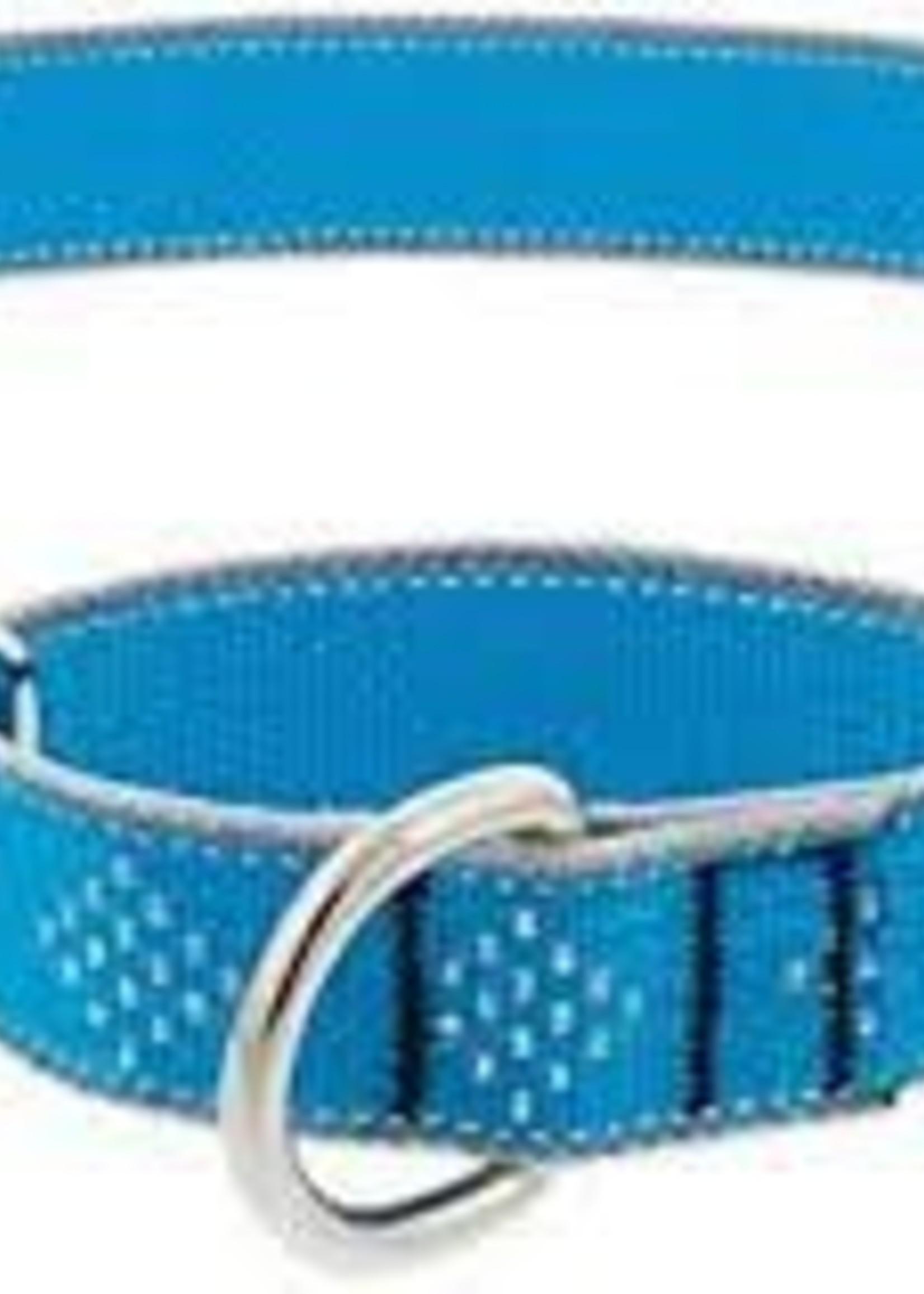 LupinePet Lupine 1in Blue Diamond Reflective 16-28 Adj Collar