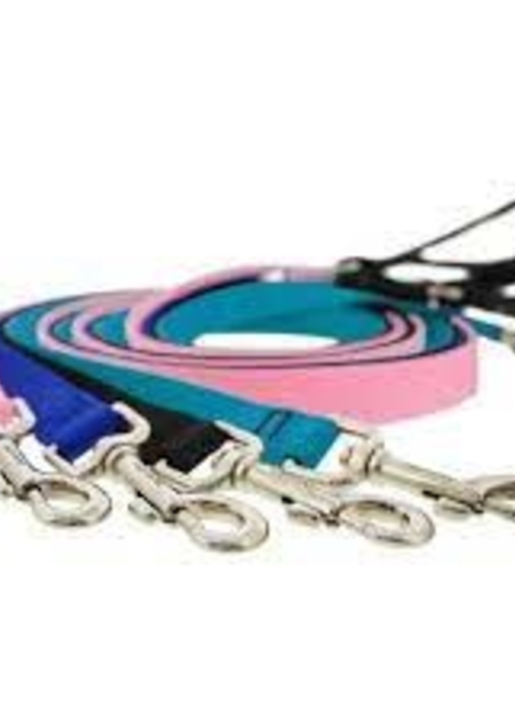 LupinePet Lupine 3/4in Pink 30ft Training Leash