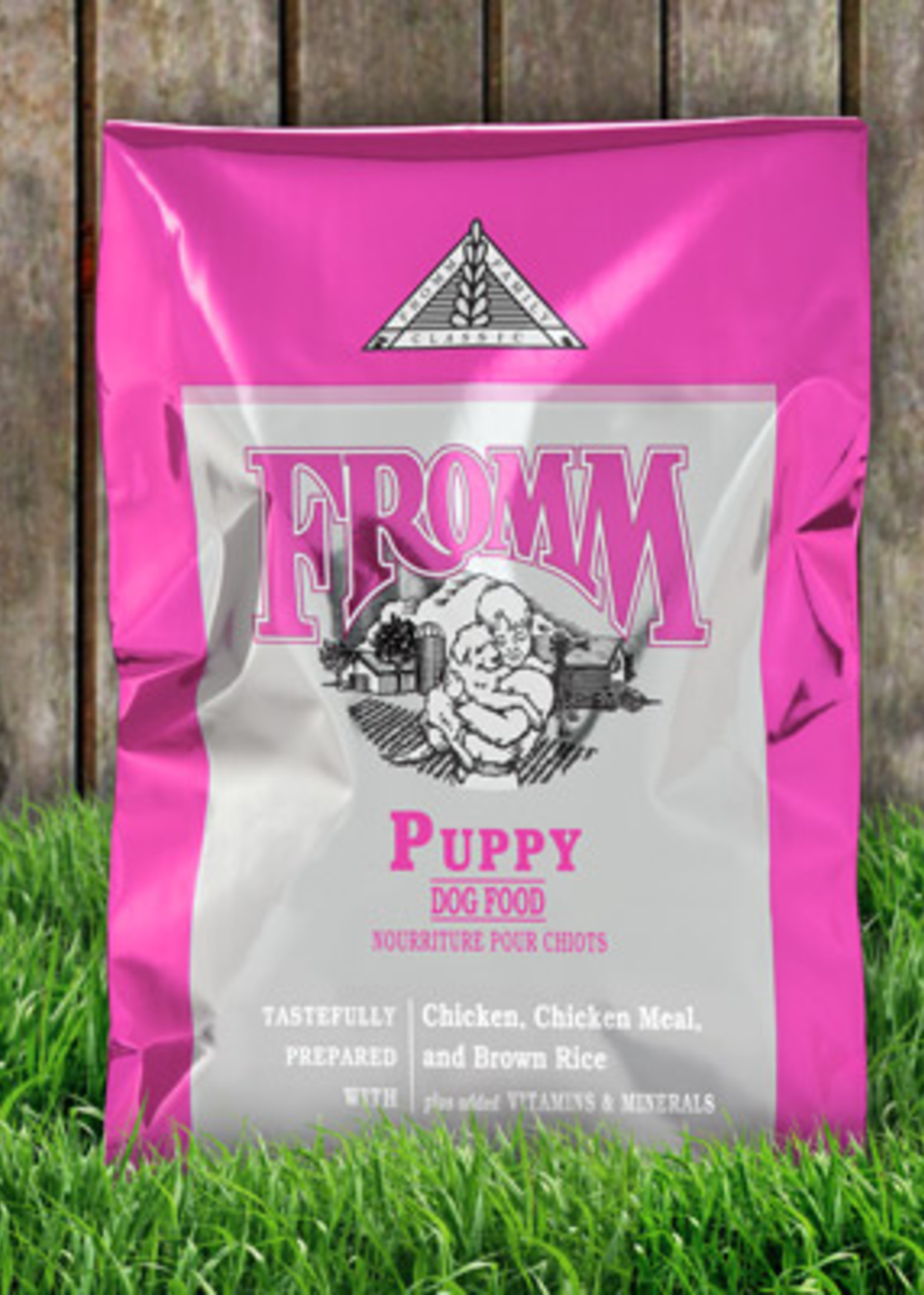 Fromm Family Fromm Classic Dog Dry Puppy 33lbs