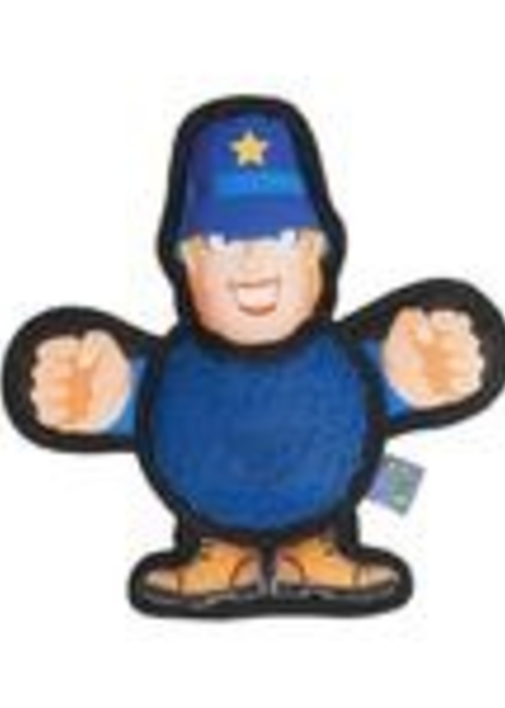 Happy Tails Happy Tails Heroes Policewoman Toy