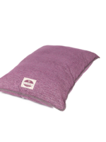 Happy Tails Happy Tails Chenille Purple Bed