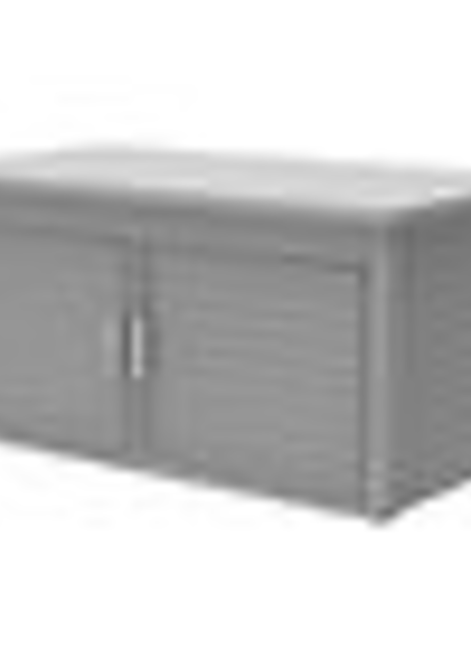 """New Age Pet New Age Pet®  48"""" CabinetGray"""