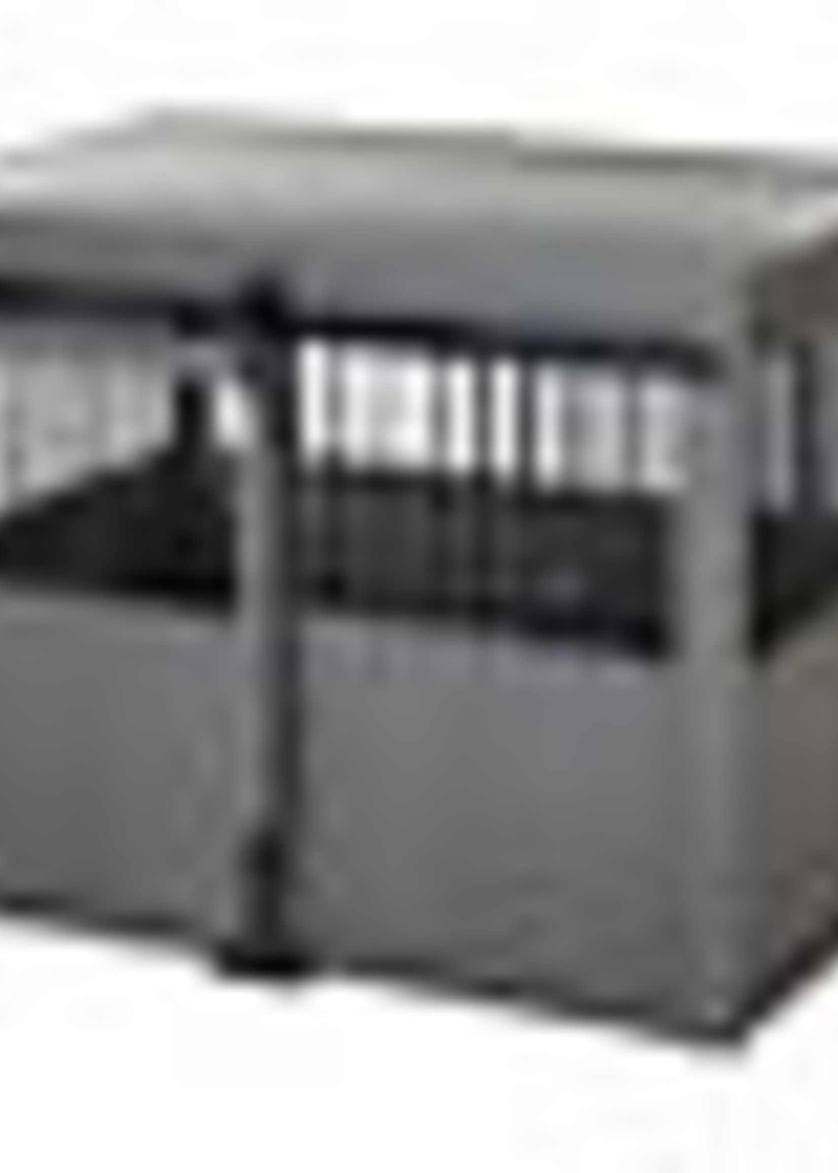 New Age Pet New Age Pet®  Homestead XLarge Dog CrateGray