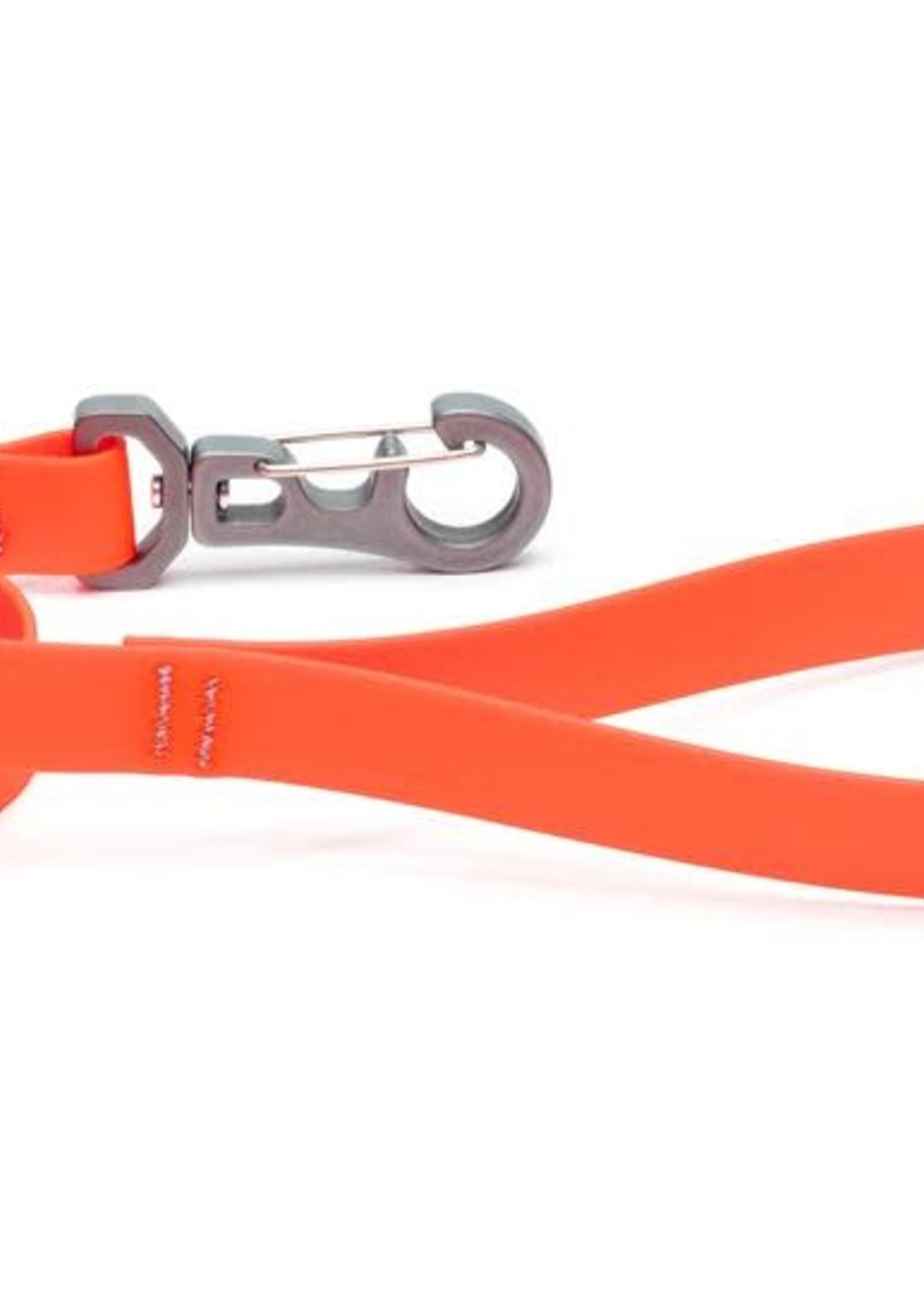 "Stunt Puppy Dry Leash Orange 3/4"""