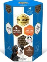 Vet Science Yummy Combs M 12 oz (15 Treats)