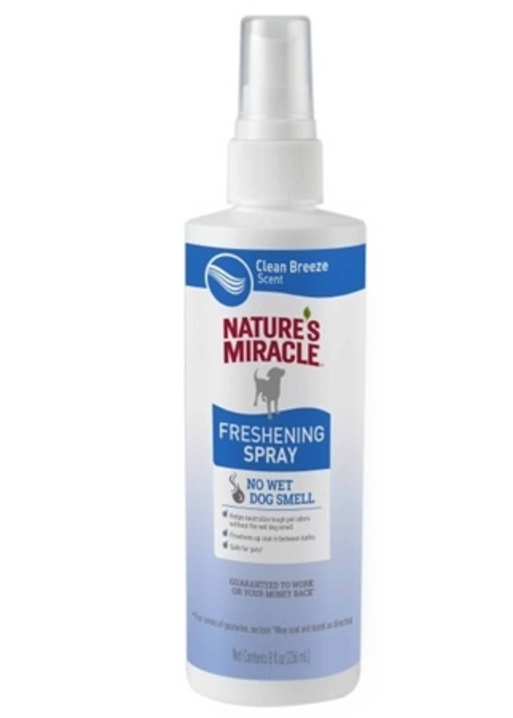 Nature's Miracle Nature's Miracle Freshing Spray 8 oz Clean Breeze