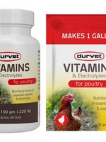 Durvet Durvet Vitamins 4 gm
