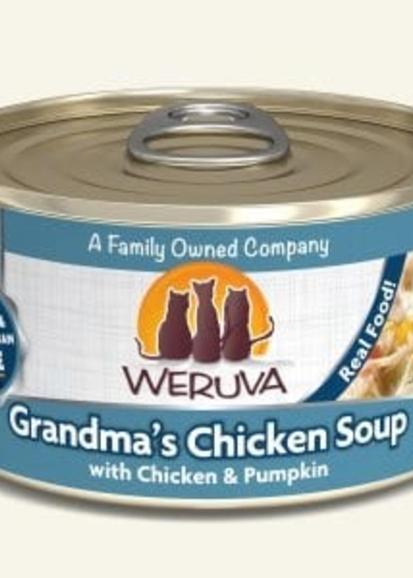 Weruva Weruva Classic Grandma's Chicken Soup 3oz