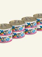 Weruva B.F.F. OMG Chase Me Tuna & Chicken in Gravy Wet Cat Food 5.5oz Case
