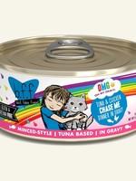 Weruva B.F.F. OMG Chase Me Tuna & Chicken in Gravy 5.5oz
