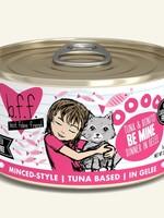 Weruva B.F.F.  Tuna & Bonito in Gelée 3oz Can Wet Cat Food