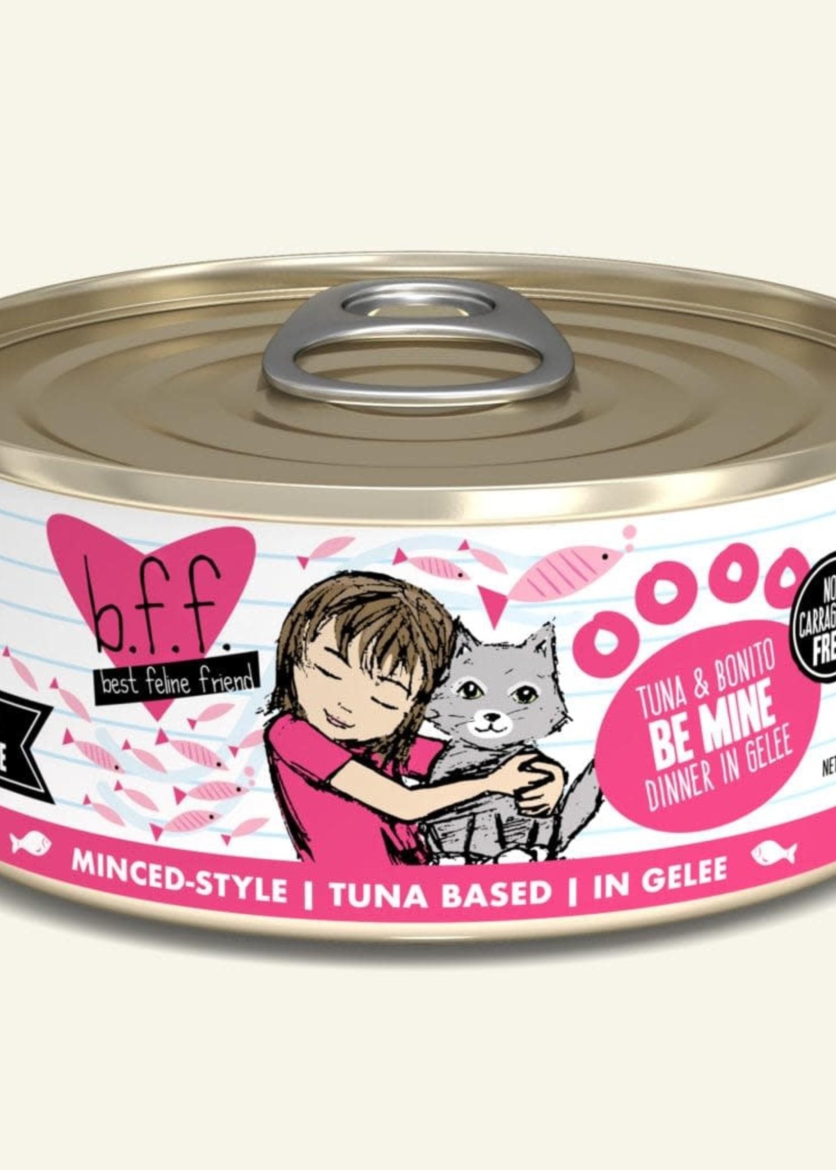 Weruva B.F.F. Tuna & Bonito in Gelée 5.5oz Can Wet Cat Food
