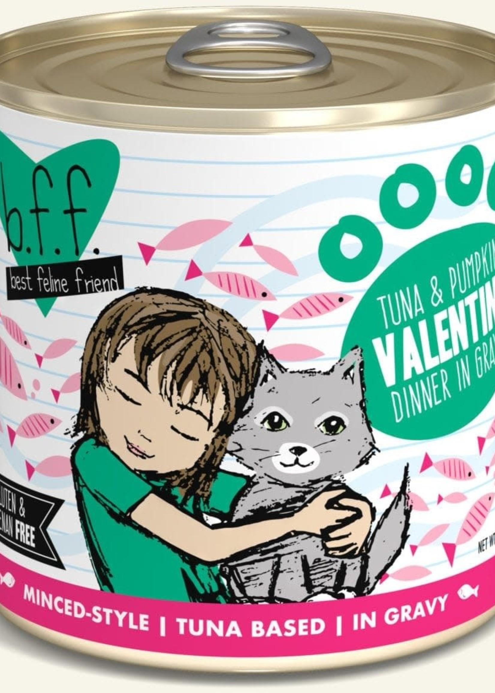Weruva B.F.F. Tuna & Pumpkin Valentine 10oz