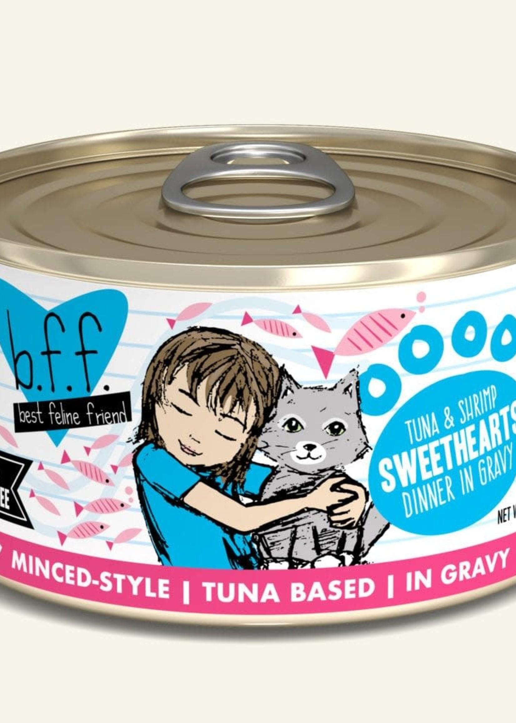 Weruva B.F.F. Tuna & Shrimp Sweethearts 3oz