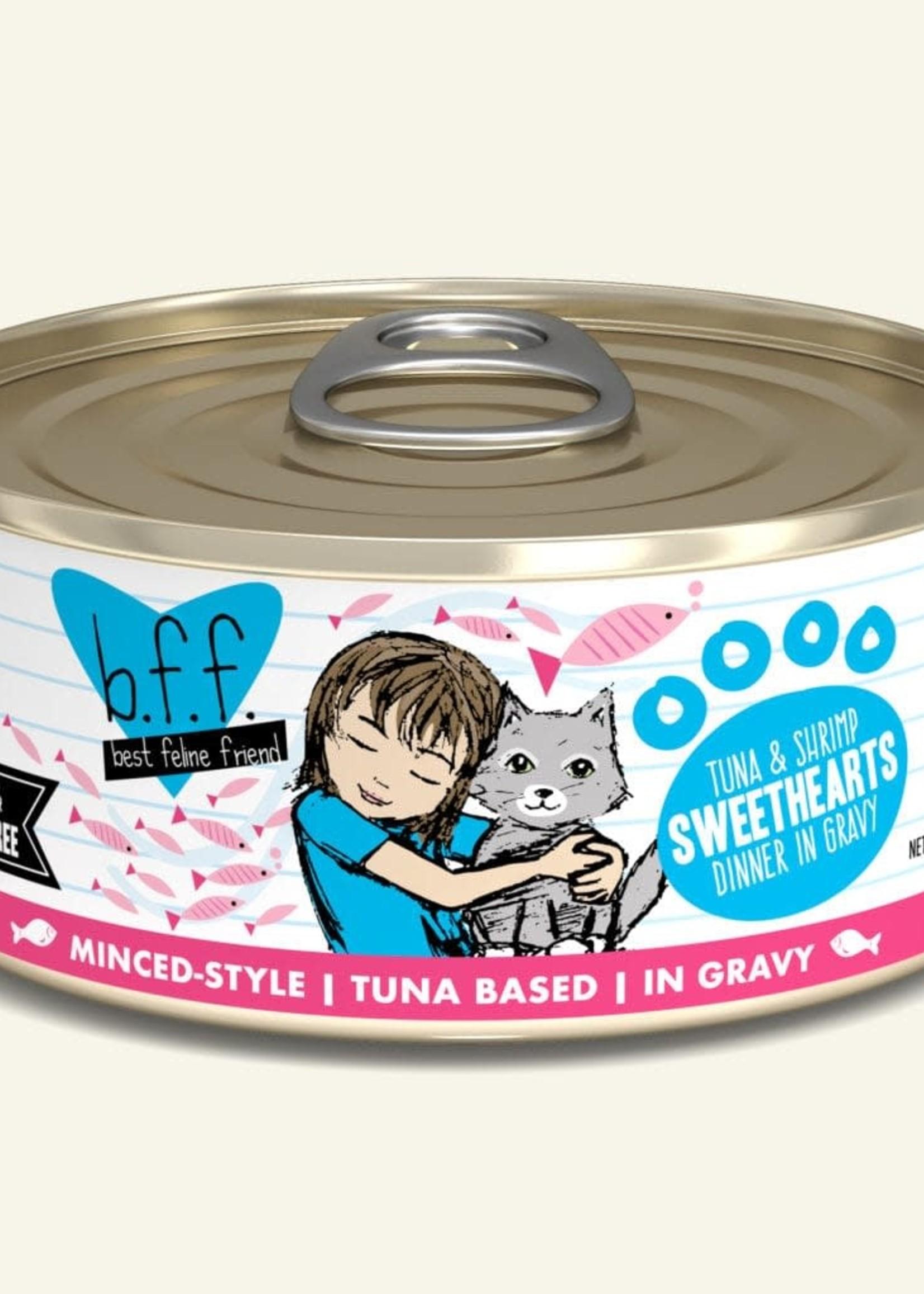 Weruva B.F.F. Tuna & Shrimp Sweethearts 5.5oz