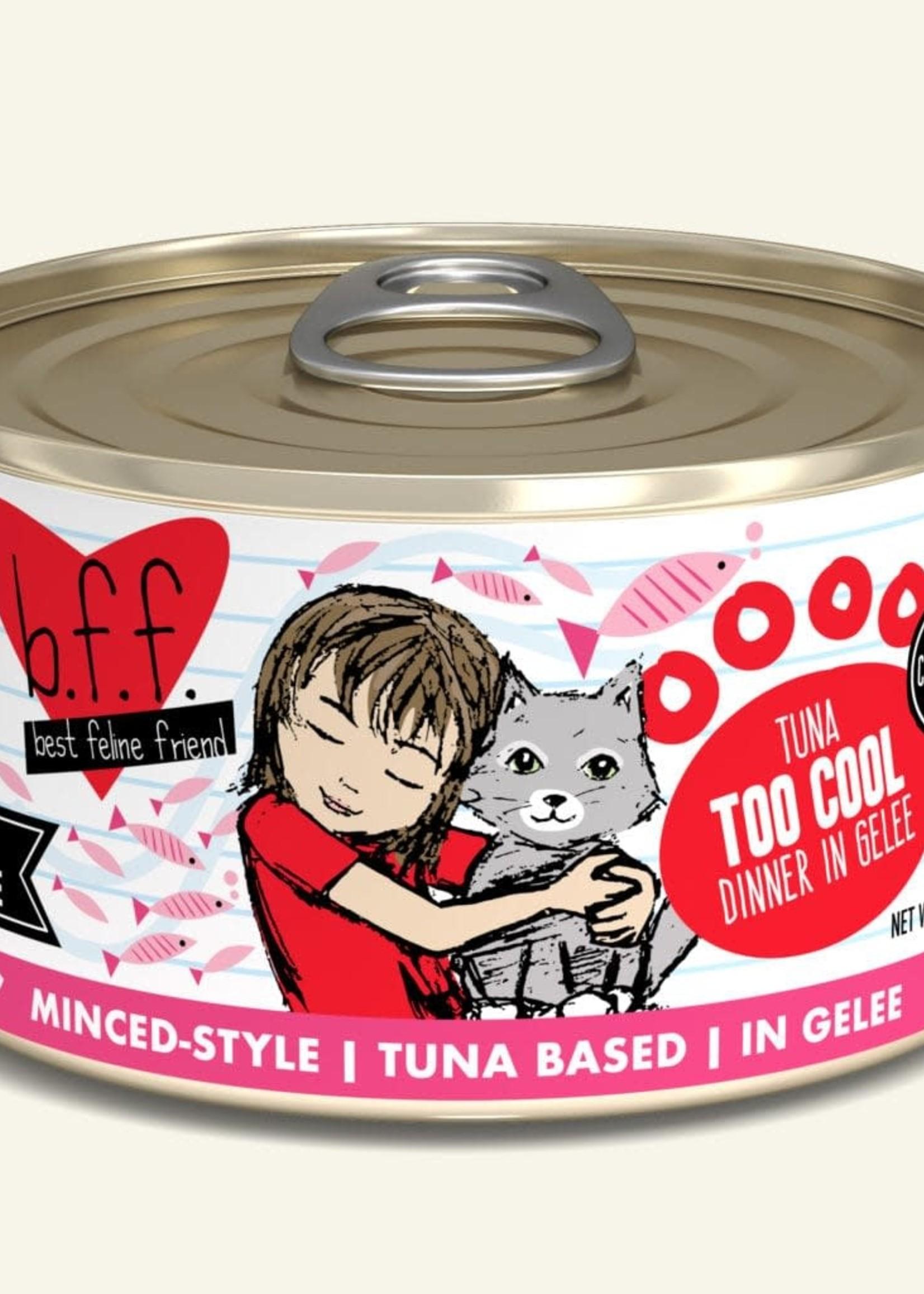 Weruva B.F.F. Tuna Too Cool 3oz