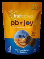 Fruitables Fruitables pb n' joy Peanut Butter & Blue Berry 6 oz