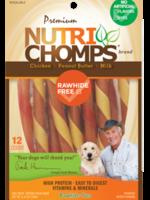 Nutri Chomp Nutri Chomps Assorted Mini Twist 12 ct