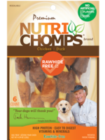 Nutri Chomp Nutri Chomps Chicken & Duck Kabob 6 ct