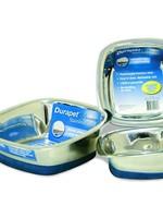 Our Pet's Durapet Durapet SS Square Dish Small 2 Cups
