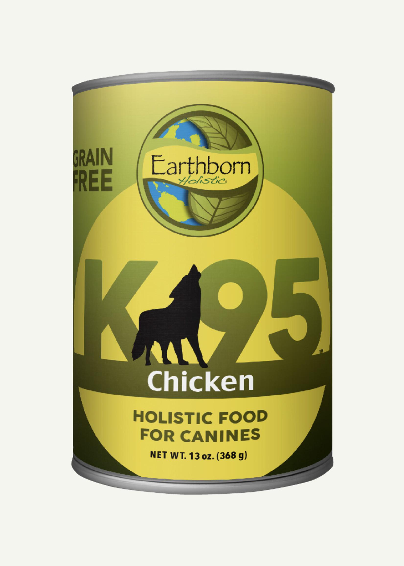 Earthborn Earthborn K95 Chicken Grain Free 13 oz Case