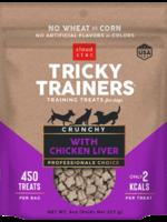 Cloud Star CloudStar Tricky Trainer Crunchy Liver 8 oz