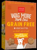 Cloud Star CloudStar Wag More Bark Less Peanut Butter 7 oz